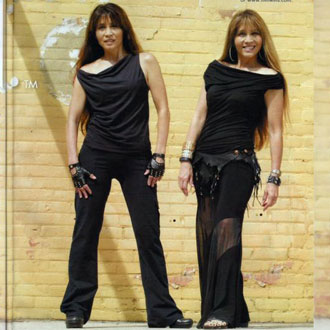 Lim Twins American Fitness Article
